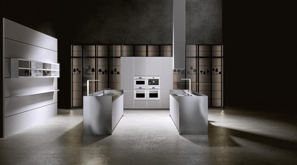 Cuisine design esprit professionnel, Arrital Lyon