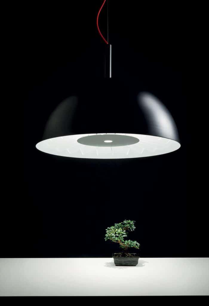 Luminaire en métal design